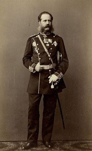 Князь А.И. Барятинский