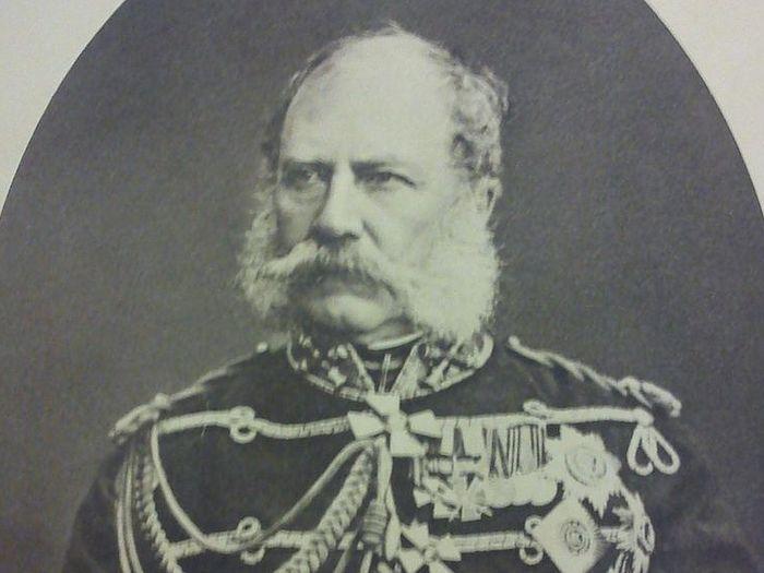 Князь Александр Иванович Барятинский