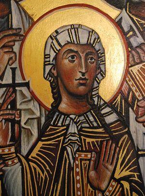 Святая мученица Евлалия Барселонская