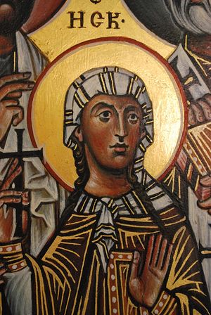 Holy Martyr Eulalia of Barcelona