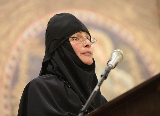 Abbess Maria (Sidiropoulos). Photo: Stefmon.ru.