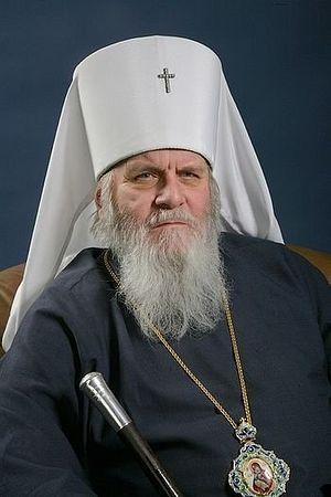 Фото из личного архива митрополита Корнилия