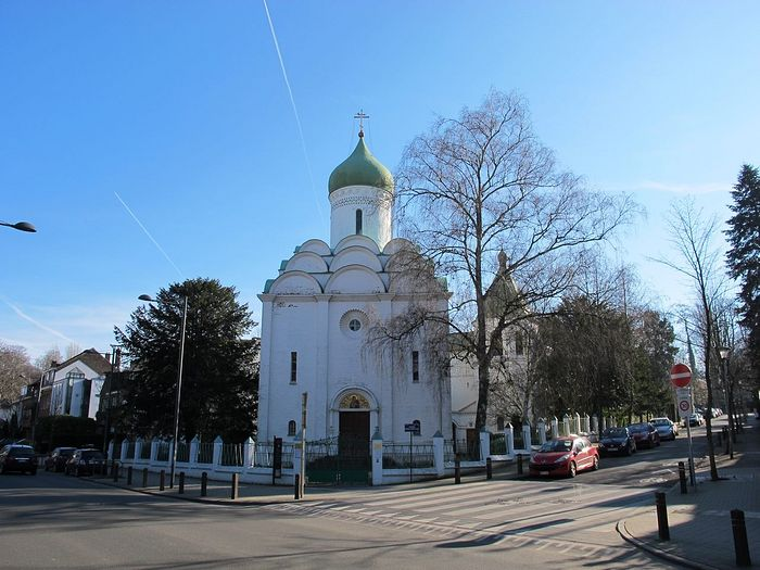 Храм Иова Многострадального