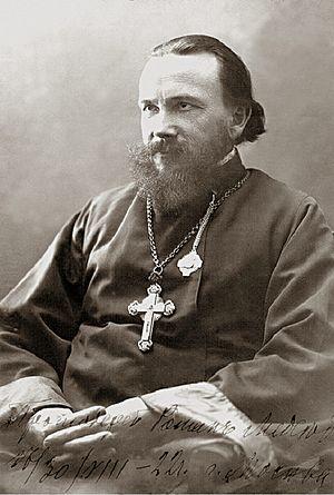 Hiero-confessor Roman Medved