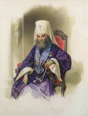 St. Philaret (Drozdov) of Moscow.