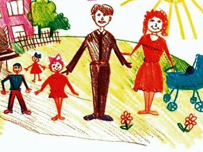Чтобы ребенок из многодетной семьи захотел стать многодетным