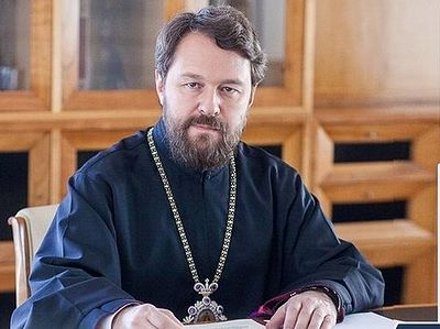 В Москве пройдет презентация новой книги митрополита Илариона (Алфеева) «Агнец Божий»