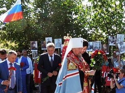 В Симферополе помянули героев Крымской войны