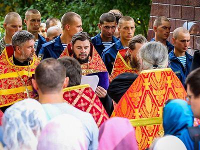 Молебны святым царственным страстотерпцам прошли в храмах Владивостокской епархии