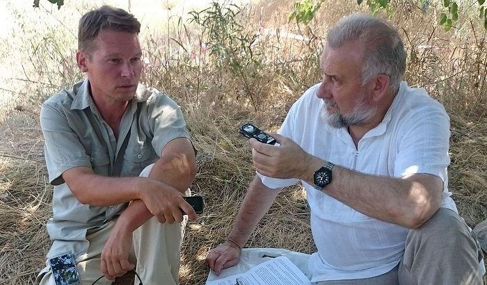 Денис Пежемский и Анатолий Степанов