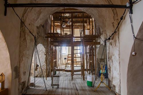 Желающих провести ремонт в соборе не нашлось.