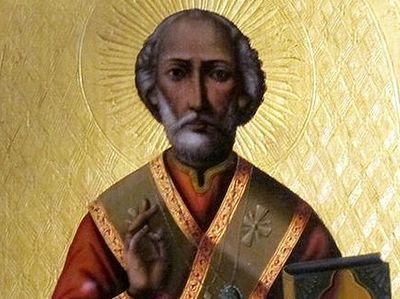 Сию икону писал зубами крестьянин Григорий Журавлев, безрукий и безногий