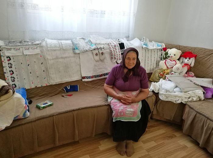 Бабушка Траянка. Фото Родиона Денисова.
