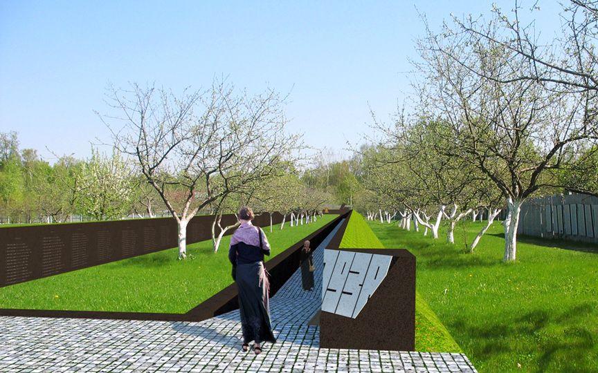 На Бутовском полигоне откроется мемориал «Сад памяти», посвященный жертвам репрессий 1937-38 годов