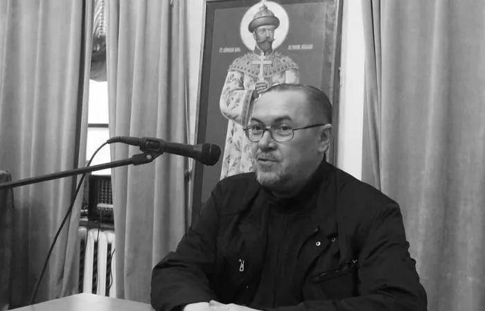 Владимир Щербинин. Фото с сайта Православная Москва