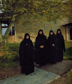 The monastery sisters