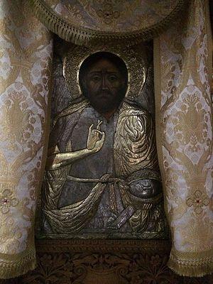 The miraculous icon