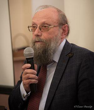 Кандидат философских наук, профессор Московской духовной академии Николай Константинович Гаврюшин