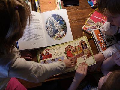 Праздник Рождества Богородицы вместе с детьми