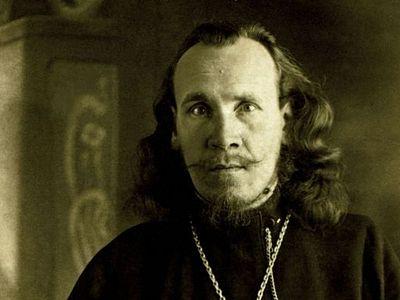 Священник Уфимской епархии Николай Васильевич Милицин