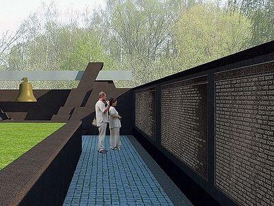 «Сад памяти» на Бутовском полигоне