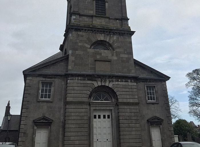 St. Peter's Church in Drogheda where Orthodox services are held