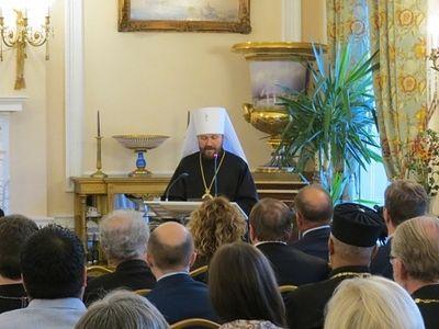 Доклад на конференции «Христианское будущее Европы»