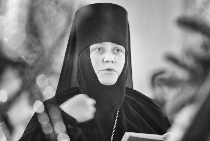 Игумения Екатерина (Чайникова). Фотография из архива монастыря