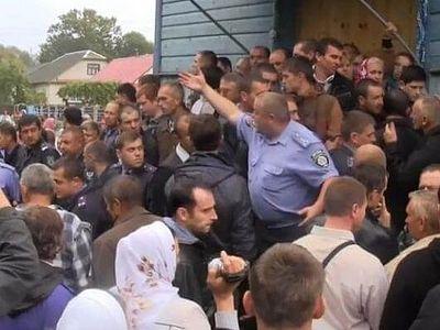 Тернопольщина: стояние в вере