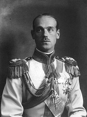 Великий Князь Михаил Александрович Романов