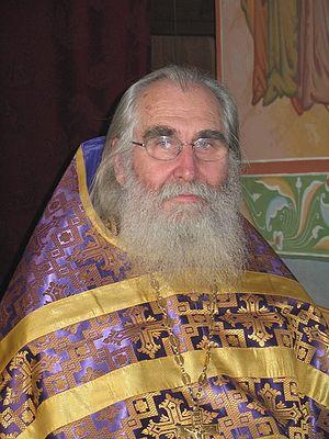 Протоиерей Виктор Салтыков