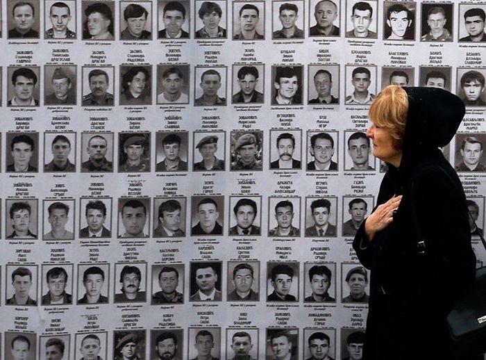 Нестали Срби са Космета. Фото: АП