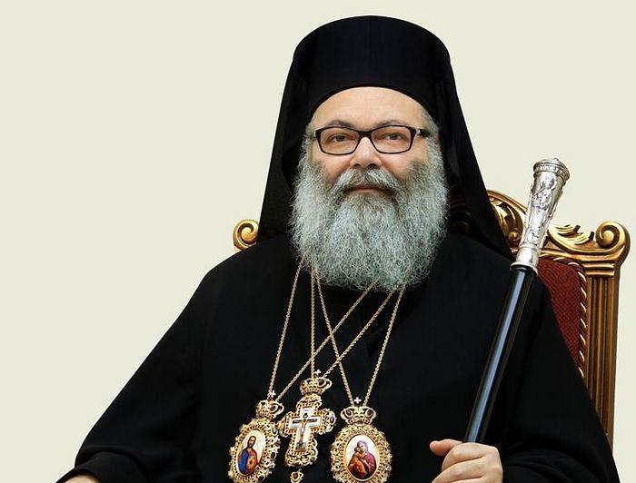 Иоанн X, Блаженнейший Патриарх Антиохийский и всего Востока (Язиджи)