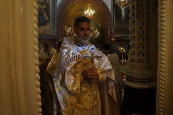 Священник Томас (Фома) Заин. Фото: https://www.facebook.com/thomas.zain.9/posts/10155625466059948