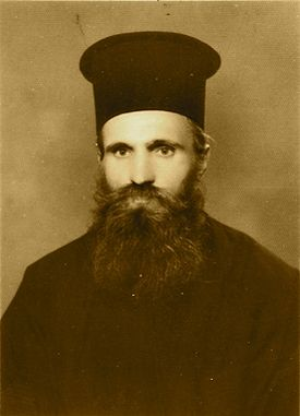 Blessed John (Jacob) of Neamts. Photo: ro.orthodoxwiki.org