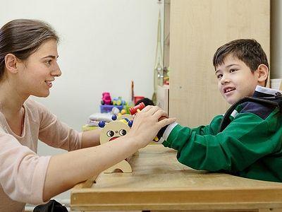 Служба «Милосердие» запускает первую в России долгосрочную реабилитационную программу для детей с ДЦП