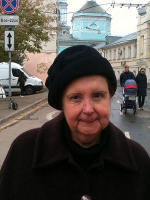 Елизавета Владимировна Апраксина