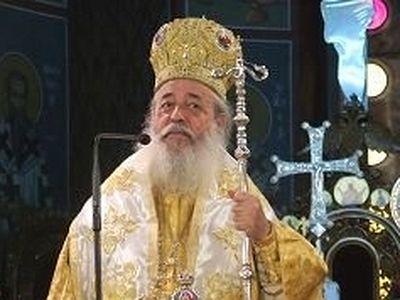 Митрополит Фиотидский Николай: закон «о свободной смене пола» – безумие для разумного человека