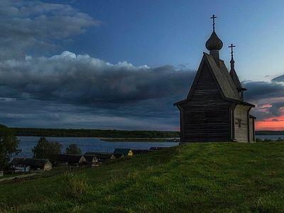 Рассказы семинариста о поездке в Архангельскую область