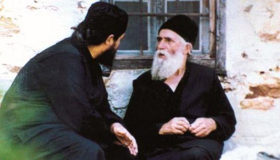 Беседа со старцем Паисием Святогорцем