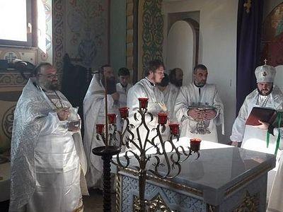 Новый храм Русской Православной Церкви освящен в Ереване