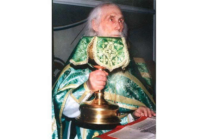 Архимандрит Кирилл (Павлов) в Лавре