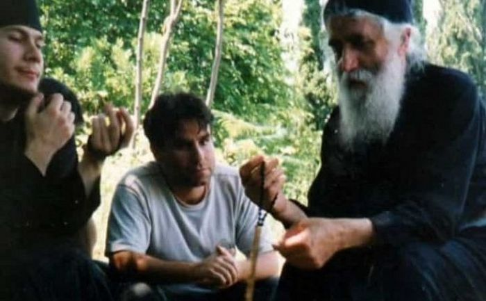 Conversation with St. Paisios the Hagiorite.