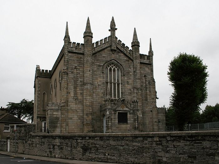 The Church of Sts. Peter and Paul in Dublin.