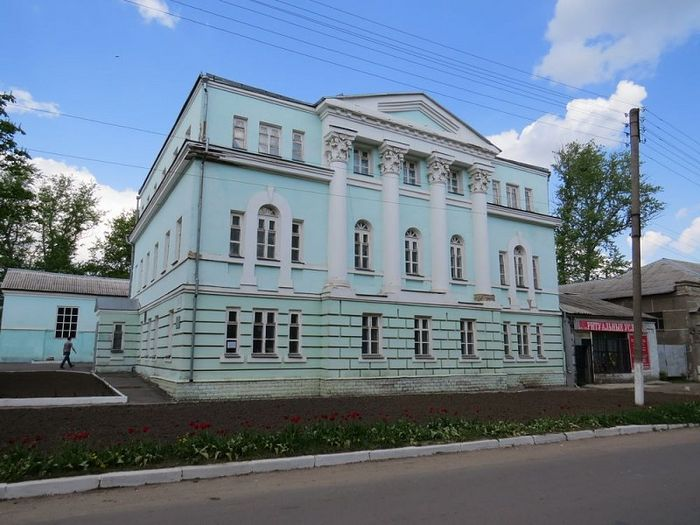 Дом-музей Г.В. Свиридова