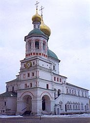 Николаевский Перервинский Монастырь