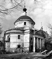 Свято-Екатерининская Пустынь. Собор