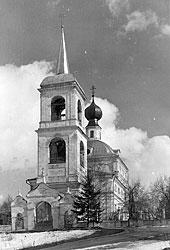 Подворье Новодевичьего Монастыря в с. Шубино.