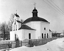 Подворье Свято-Данилова Монастыря.
