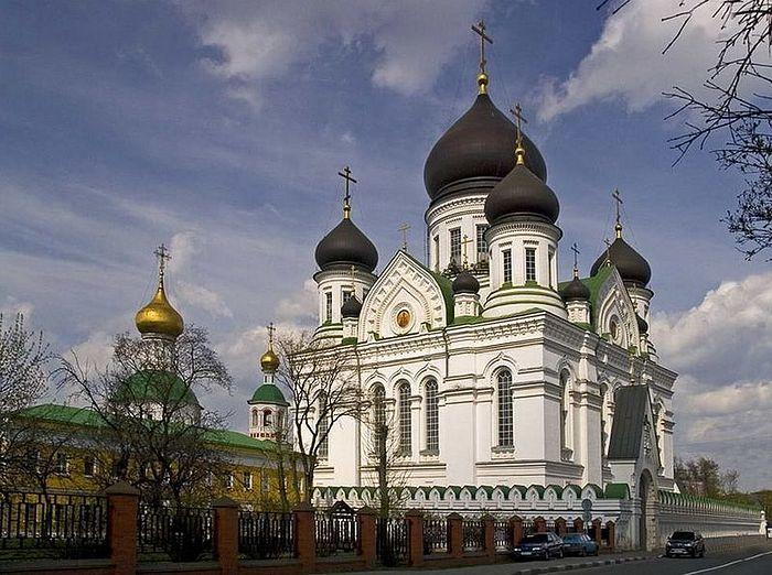 Николо-Перервинский монастырь.